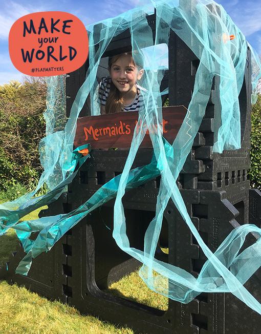 Kitcamp Home Kit - Mermaid's haunt