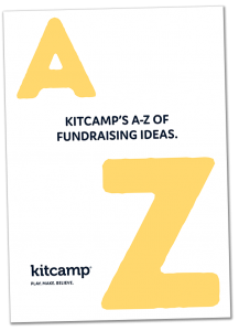 Kitcamp-A-Z-fundraising-ideas