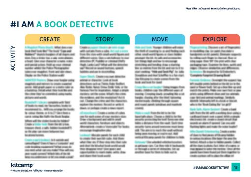 World Book Day Book Detective